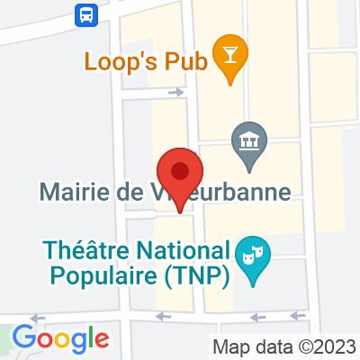 Parking Hôtel de ville Villeurbanne