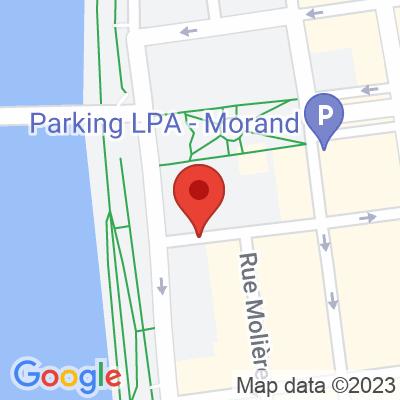Parking Morand