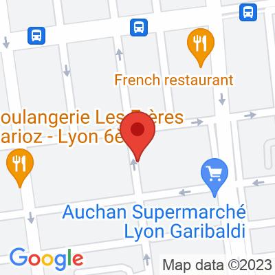 BlueLy - Face rue Boileau