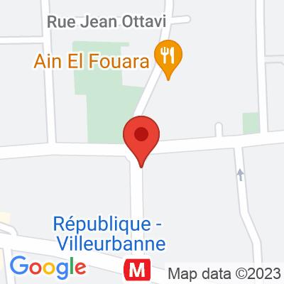 BlueLy - Cours de la République