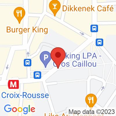 Parking Gros Caillou