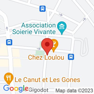 BlueLy - Rue Dumont D'Urville