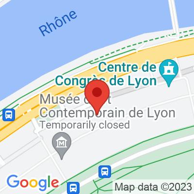 Marriott Lyon Cité Internationale