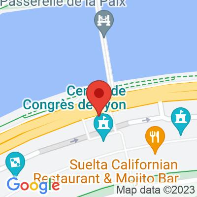 Parking Cité Internationale P2