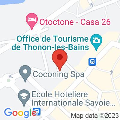Mairie - Thonon-les-Bains