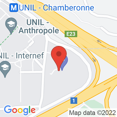 UNIL - Parking de Chamberonne