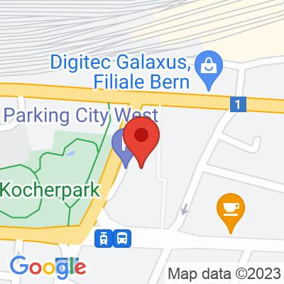Bern Parking City-West