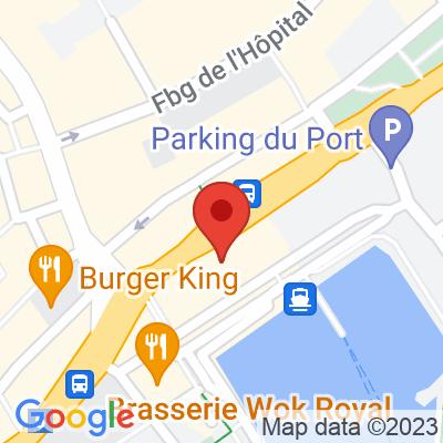 Parking de la Place du Port