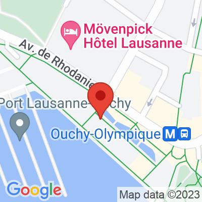 Parking Port d'Ouchy