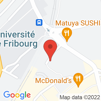Fribourg Parking Bourgeois