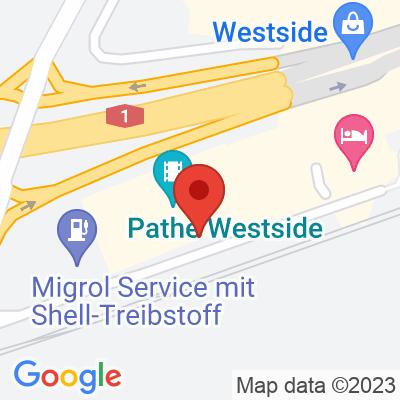 Bern Einkaufszentrum Westside Kino Pathe