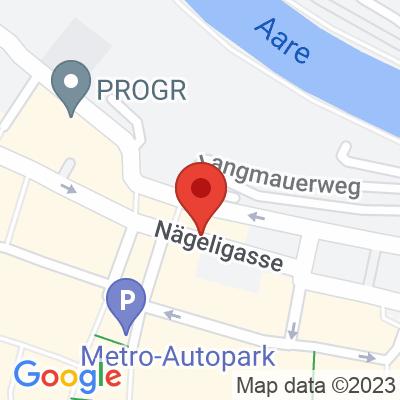 Bern Waisenhausplatz Park & Charge