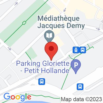 Parking Médiathèque