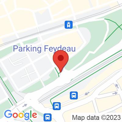 Parking Feydeau Nantes