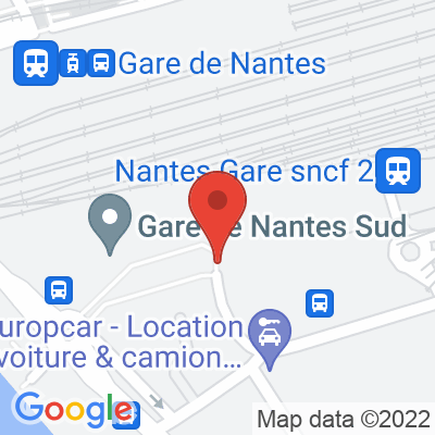 EFFIA - Gare Sud 1 - Nantes