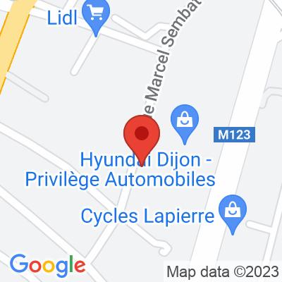 Nissan - rue Marcel Sembat DIJON