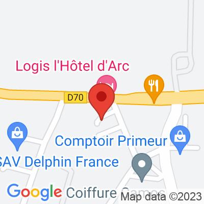 Hotel l'Arc de Tilles (Tesla et autres)