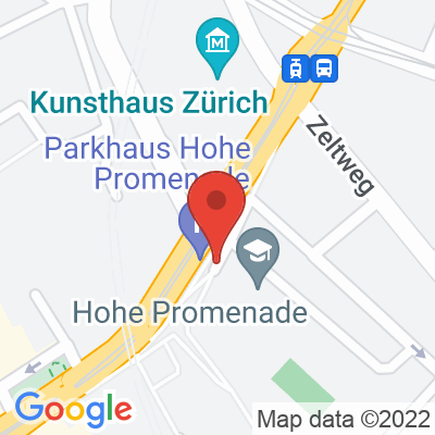 Zürich Parkhaus Hohe Promenade