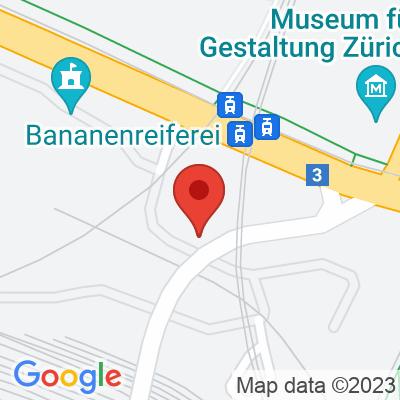 Pfingstweidstrasse - Zürich