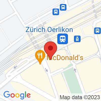 Swissotel Zurich (Tesla destination charger for Tesla and others)