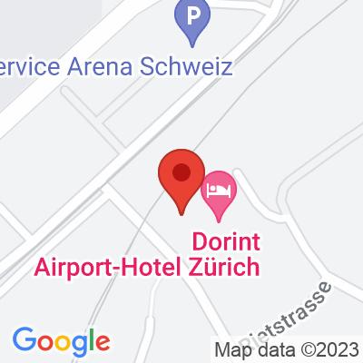 Dorint Airport-Hotel Zürich (Tesla)