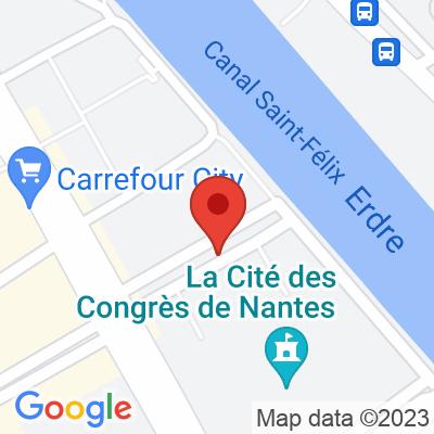 Parking souterrain Cité Internationale des Congrès