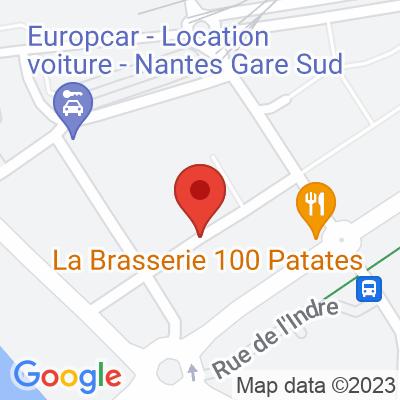Parking Gare Sud III