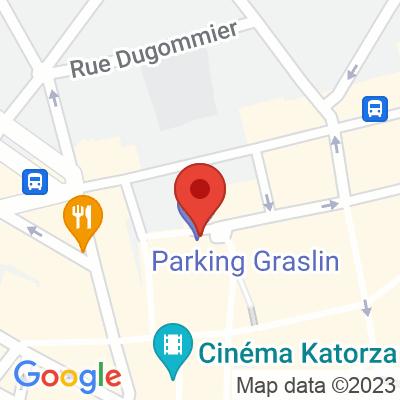 Parking Graslin