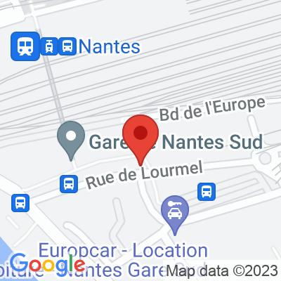 Gare Sud 1 - Nantes