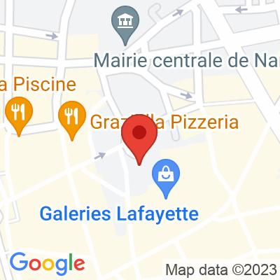 Parking Decré-Bouffay