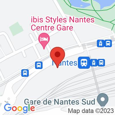 Gare Nord Nantes (longue durée)