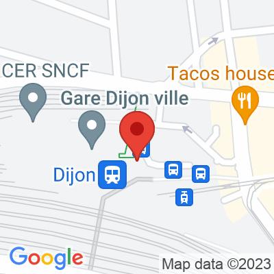 Gare SNCF - Dijon