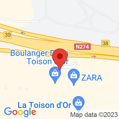 Toison d'Or - Avenue de Langres Dijon