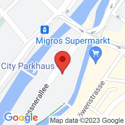Zürich City Parking Gessnerallee