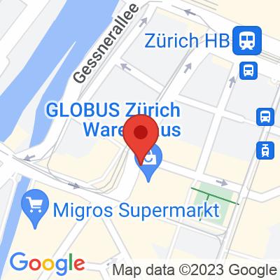 Globus Parking - Zürich