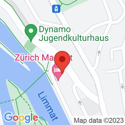 Zürich Marriott Hotel - Parkhaus Neumühlenquai