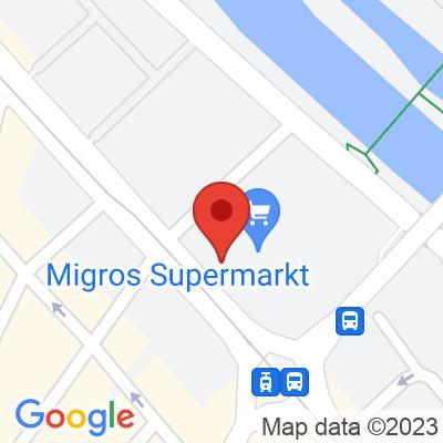 Zürich Parkhaus Limmatplatz Migros