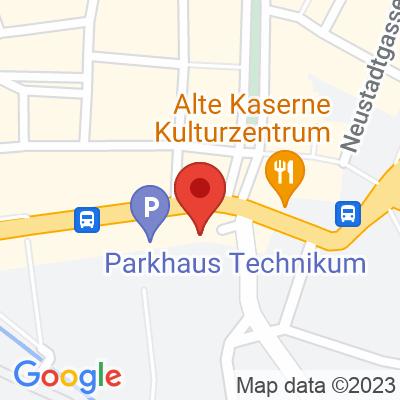 Winterthur Parkhaus Technikum-Nord