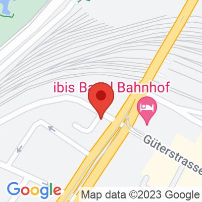 IWB BASEL öffentliche Ladestation am Tor