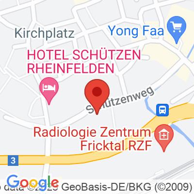Rheinfelden Schützen Parkplatz