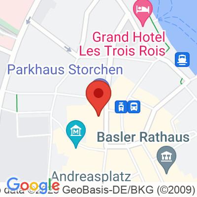 Parkhaus Storchen