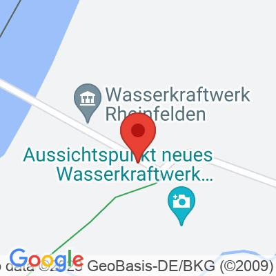 D-Rheinfelden Wasserkraftwerk