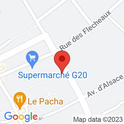 Virta/Mer/Avenue du Maréchal Maunoury/19