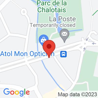 Mail de Bourgchevreuil, Cesson-Sévigné