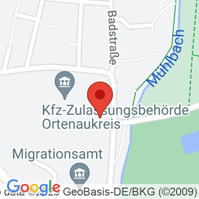 Landratsamt. Ortenaukreis