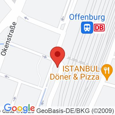 Mobilitätsstation ZOB - Bahnhof (nur für Stadtautos)