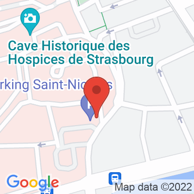 Parking St Nicolas
