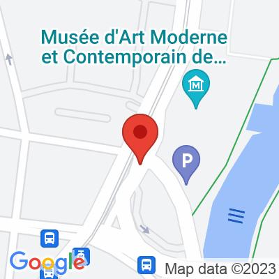Parking Petite France Sainte Marguerite