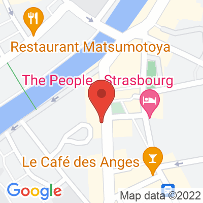 Parking Bateliers - Strasbourg