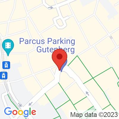 Strasbourg - Parking Gutenberg